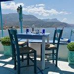Greek fish tavern