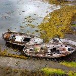 Ship Wreck at Salen Beach