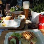 Mittagessen im B Different