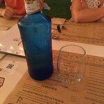 Botella de agua en Percor