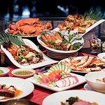 ภาพถ่ายของ Atrium International Buffet - โรงแรมแลนด์มาร์คกรุงเทพฯ