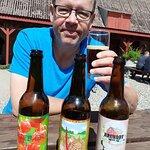 Et lille udvalg af bryggeriets øl