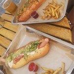 Photo of Hot Bear Fusion Hot-Dogs