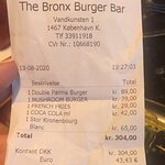 Bilde fra The Bronx Burger Bar