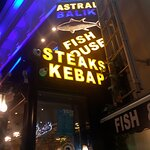 Astral Fish House resmi