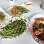ภาพถ่ายของ แดงอาหารทะเล