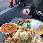 Bilde fra Theka Indian Street Food and Bar