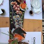 Fotografija – Chopstix Sushi & Tapas