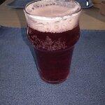 вишневой пиво 0.25