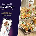Order today and delivery is on us! ✌️ اطلب اليوم والتوصيل علينا