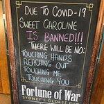 ภาพถ่ายของ Fortune of War