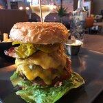 Bilde fra Burgerhouse Larvik