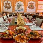 Indian foods.