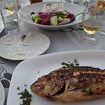 Veltiberedt lokal fisk,- kan varmt anbefales.