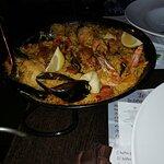 Paella maison pour 2