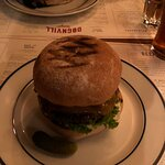 Bilde fra Døgnvill Burger Stavanger