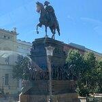 Reiterstandbild König Friedrich II von Preußen Fotografie