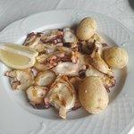 Billede af Los Hervideros Restaurant