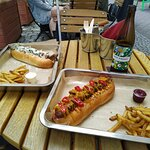 Zdjęcie Hot Bear Fusion Hot-Dogs