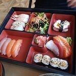 Salmon Bento Box