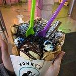 Bilde fra Monky's Bubble Waffle