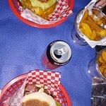 Bilde fra Jossy's The American Burger