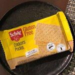 I cracker senza glutine