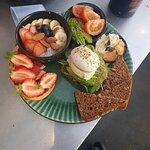 Bilde fra Norbro Kaffebar
