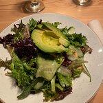 Honeydew & cucumber salad