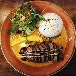 Ente + Currysauce
