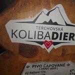 Fotografia lokality Terchovska Koliba Diery