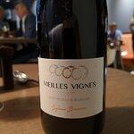 Le St-Nicolas de Bourgueil (100% cabernet franc)