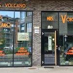 Mrs. Volcano er vel verd et besøk hvis du har lyst på asiatisk mat. God asiatisk mat som er symp
