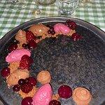 Billede af Restaurant Fleurs D'Olargues