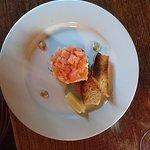 Salmon & Prawn Tian