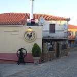 Taverna Man-Tella at Sardes village - Lemnos, Greece