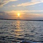 Beautiful Lake Butler Sunset