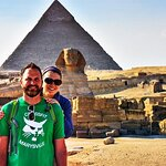 Cairo Layover Tour to Giza Pyramids and Saqqara with Qualified tour guide