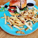 Fotografija – Pluto's Burger Bar