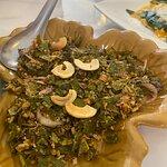 Ga yuu salad