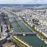 58 Tour Eiffel Restaurant Foto