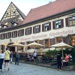 Klosterbrau Bamberg Gaststatte fényképe