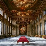The Painted Hall and One Way journey on Uber Boat by Thames Clippers