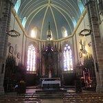 Eglise de Bazouges la Perouse