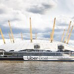 Uber Boat by Thames Clippers - Single River Journey on the Thames