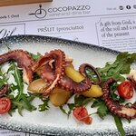 Zdjęcie Cocopazzo Wine & Dine Restaurant