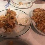 Sardelles Fish Taverna Foto