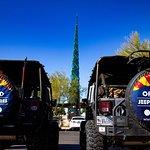 Scottsdale City Jeep Tour