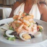 Φωτογραφία: White Lady Cretan Family Taverna