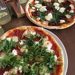 Przepyszna pizza z kaparami :)
